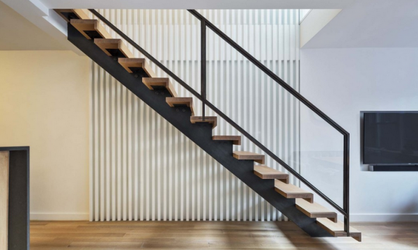 Metal Staircases Provide Range As well as Room For the House