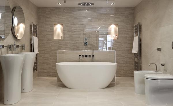 Stunning Restroom Tiles