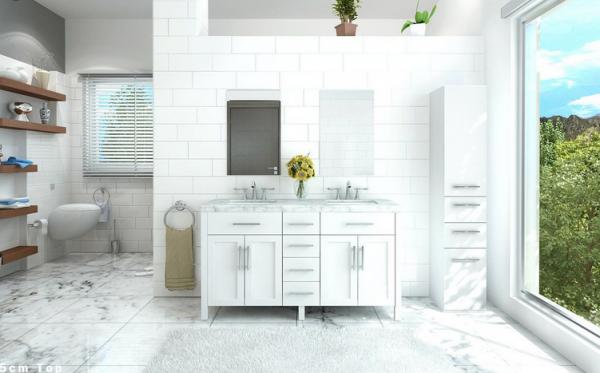 Purchasing Reduced Restroom Vanities