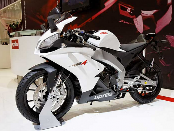 Aprilia RS 125 Large Lose interest Packages — Really worth the trouble?