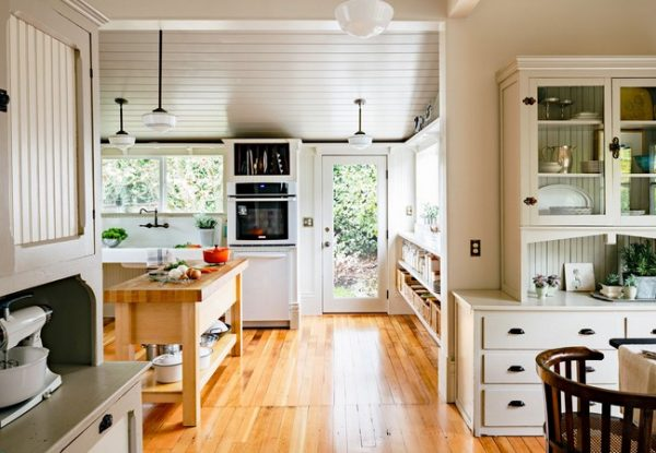 Developing a Vintage Design Kitchen area