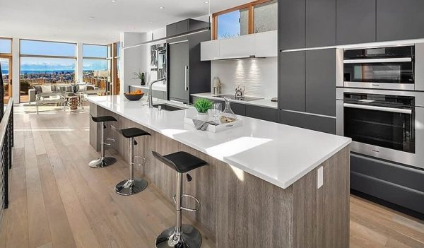 The reason why Contemporary Houses Must have Contemporary Kitchen areas