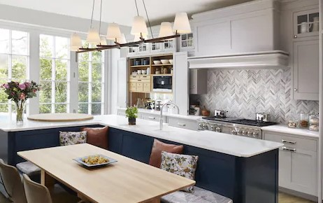 Why is An extravagance Kitchen area?