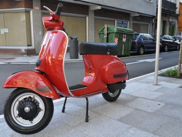 50cc Moped — The Energy Effective Automobile
