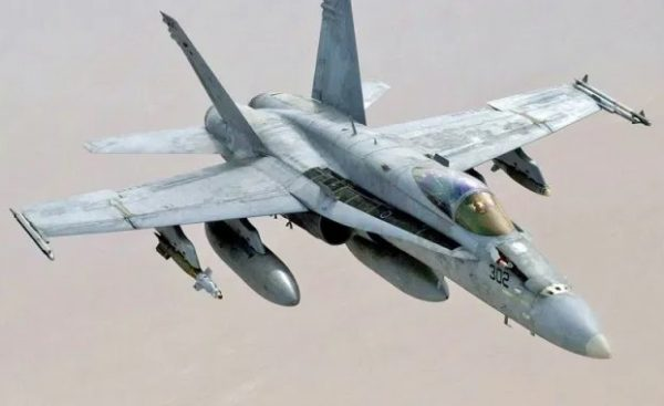 F-A-18E-F Extremely Hornet Multirole Mma fighter